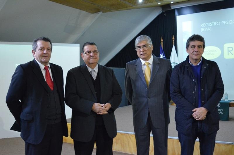 Analizan modificaciones a la ley de pesca en Universidad Santo Tomás Puerto Montt