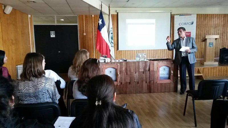 Seminario sobre algas para consumo humano se realizó en Puerto Montt